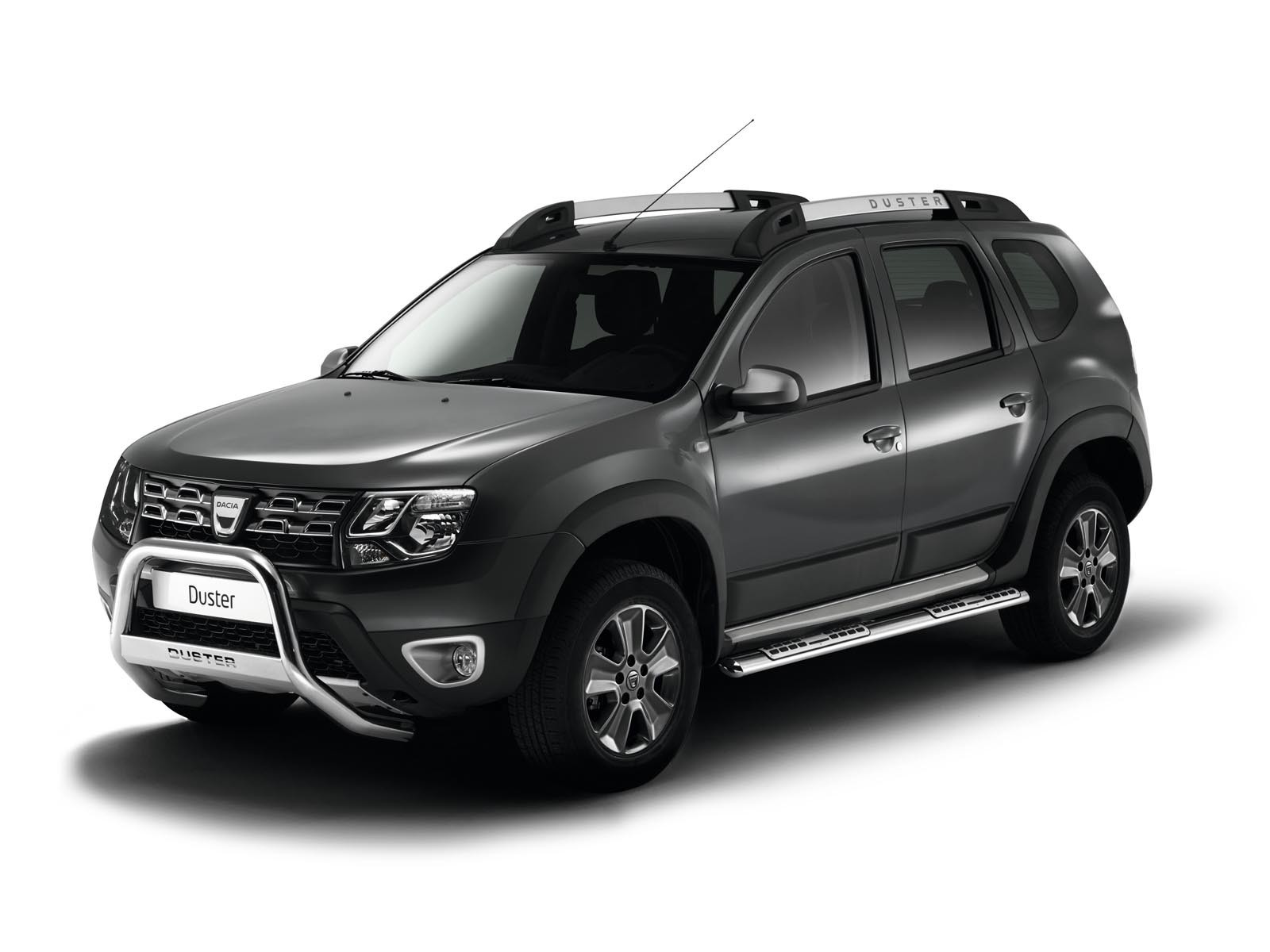 Dacia DUSTER (Manual)